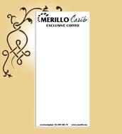 MERILLO Papier-Block